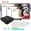 MECOOL M8S PRO Plus Smart Android 7.1 TV Box Amlogic S905X Quad-core UHD 4K H.265 VP9 HDR 2GB / 16GB Mini PC LAN & WiFi HD Media P