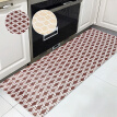 Better Homes & Gardens Flannel Polyester Geometric Area Rug or Runner Rugs for B