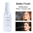 50ML Makeup Setting Spray Matte Finish Bottle Setting Spray Oil-control Natural Long Lasting Make Up Fix Foundation Spray