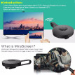 MiraScreen G2 Wireless WiFi Display Dongle Receiver 1080P HD TV Stick DLNA Airplay Miracast DLNA for Smart Phones Tablet PC to HDT