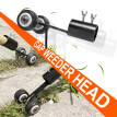 1Pcs Weeds Snatcher Lawn Mower Weeding Head Steel Garden Weed Razors Lawn Mower Garden Grass Trimming Machine Brush Cutter