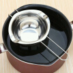Stainless Steel Chocolate Melting Pot Double Boiler Milk Bowl Butter Candy Warmer Pastry Tools