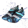 Lightweight Water Shoes Printed Soft Anti-slip Quick Drying Slip On Socks Outdoor Beach Swimming Diving Women Men's Sportswear