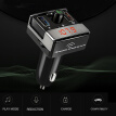 Wireless Bluetooth FM Transmitter Car Kit Dual USB Charger Hands Free Call Adapter