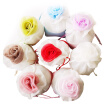 8PCS Wedding Candy Pouch Fashion Flower Decor Drawstring Gift Bag Jewelry Pouch