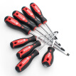LeTA (LETA) 8 piece set size cross word screwdriver set with strong magnetic household appliances computer repair screwdriver group LT-SD136