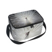 ALAZA Lunch Box Nature Winter Bird Insulated Lunch Bag Large Cooler Tote Bagfor Men, Women