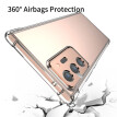 For Samsung Galaxy Note 20 Ultra 5G Case Clear Shockproof Flexible TPU Cover
