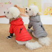 ZL-XS-XL New Pet Dog Warm Winter Jacket Thickening Padded Clothes Comfortable And Breathable Hoodies Pug