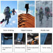 Waterproof Snow Legging Gaiters Men Women Teekking Skiing Desert Snow Boots Shoes Covers for Outdoor Camping Hiking Climbing