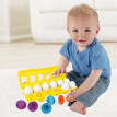 Egmy Color Shape Sorter Matching Egg Set Educational Learning Toy Kids Gift 12Pcs