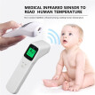 IR Infrared Digital Forehead Thermometer Non-Contact Baby/Adult Body Thermomet