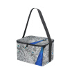 ALAZA Lunch Box Nature Bird Wing Leaf Animal Insulated Lunch Bag Large Cooler Tote Bagfor Men, Women