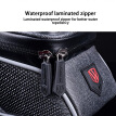 Bicycle Handlebar Mobile Phone Bag Bike Phone Mount Bag Waterproof For IPhone X To 6.4 Inches Touch Screen Bags