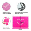 Silicone Hand Pillow & Foldable Table Mat Nail Art Cushion Holder Pad Arm Rest Manicure Tool
