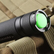 Convoy S2+ Cree XML2 U2 1B 940Lm 7135 x 6 2-mode LED Flashlight