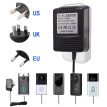 AC Transformer Wireless Video Doorbell Charger Power Supply Adapter 18V 500mA