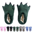 Winter Slippers Cartoon Dinosaur Claw House Shoes Indoor Slippers for Women
