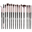 Makeup Set Of 15Pcs Makeup Brushes Professional Eye Makeup ToolFor Natural Look