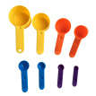 8PCS/Set Kitchen Measuring Spoon Tool Teaspoon Utensils for Cooking Baking Home Kitchen Gadget