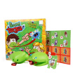 Elenxs Board Game Bug Catch Card Game Kid Tongue Pest Playset Children Party Family Desktop Playset Toy
