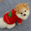 XS-XL Dogs Sweater Christmas Dog Clothes Merry Christmas Pets Warm Dogs Sweater New Fashion Pet Cute Jacket