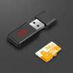 Chuanyu 32G TF (MicroSD) memory card U1 C10 high speed stable driving recorder memory card + USB3.0 Micro SD / TF card reader