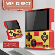Portable Handheld Game Console USB Rechargeable Retro Mini Game Player