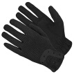 Women Solid Horse Riding Gloves Cotton Fabric Gloves Leather Equestrian Gloves