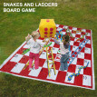 Snakes and Ladders Board Game Set Parent-child Interaction Toys for Family