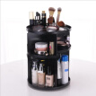 Fashion Rotating Makeup Box Brush Holder Jewelry Organizer Case Jewelry Makeup Storage Box