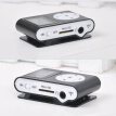 Elenxs Running Sport Mini MP3 USB Clip MP3 Player LCD Screen Support Micro SD TF Card Stylish Design Portable