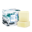 Sea Salt Clear Soap Handmade Soap Pimple Pores Acne Remove Goat Milk Moisturizing Face Wash Skin Care Products 100g