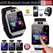 DZ09 Bluetooth Smart Watch Phone Call 2G GSM SIM TF Card Camera Wrist Watches for iPhone Samsung HuaWei Xiaomi