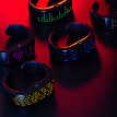 Party Luminous Wristband Magic Glow In The Dark led Bracelet with Lights for Led Bangle Christmas Decor Party Supplies