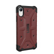 UAG Apple iPhone Xr (6.1 inch) anti-drop phone case / protective shell explorer series dark red