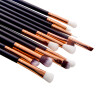 Mnycxen 12Pcs Cosmetic Brush Makeup Brush Sets Kits Tools