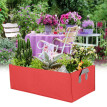 Fabric Raised Garden Bed Rectangle Breathable Planting Container Growth Bag