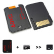 Newest Version 3.0 SD2Vita For PS Vita Memory Card for PSVita Game Card1000/2000 PSV Adapter 3.60 System 256GB Micro SD card
