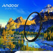 Andoer 52mm UV Ultra-Violet Filter Lens Protector for   DSLR Camera