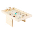 Wooden Football Table Parent-child Interactive Game Toy
