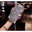 Luxury Glitter Back Cover Crystal Bling diamond rhinestone Phone case For Samsung Galaxy note 8