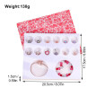 Valentine's Day Jewelry Lady Surprise Gift Gift Box Bracelet DIY Blind Box Set