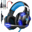 Coerni For Ps4 Xbo-X One Nintend-O Switch Pc Stereo 3.5Mm Wired Gaming Headset Us