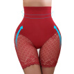 Plus Size Body Shapers Women High Waist Postpartum Slimming Tummy Control Underwear Butt Lifter Safety Short Panties