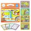 Magic Water Drawing Color Book Doodle with Magic Pen Painting Board Toy For Kids