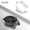 46mm Anti-fall Case TPU Plated Full Protection Shell Smartwatch Cover Protective Cover For Samsung Gear S3 Frontier Galaxy Watch