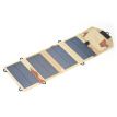 7W 5V USB Port Foldable Solar Panel Charger Outdoor Portable Battery Charger for iPhone Mobile Phone