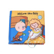 Baby Early Learning  Cloth Book Parent-child Interactive Puzzle Cloth Book Toy
