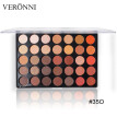 Coerni 35 Colors Matte Shimmer Earth Warm Color Eyeshadow Palette Makeup Eye Shadow